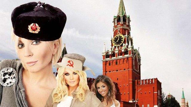 В Україні можуть запровадити гастрольний збір у 20% для артистів, які виступають у Росії