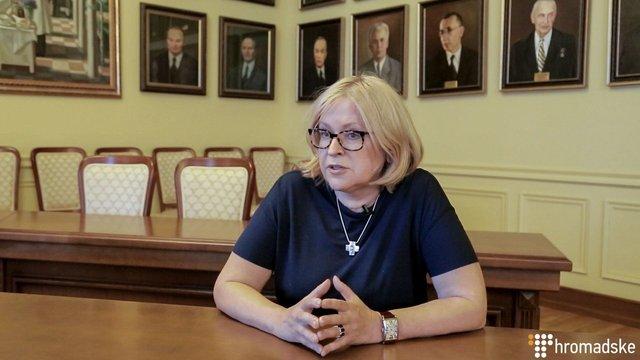 Суд поновив на посаді відсторонену ректорку НМУ ім. Богомольця