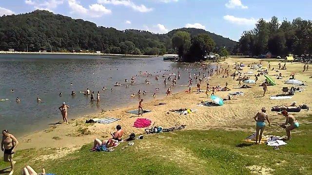 Навколо Винниківського озера у Львові збудують масштабний відпочинковий комплекс