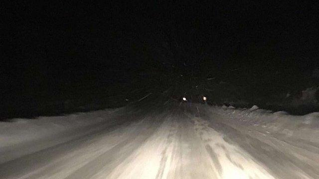 Синоптики попереджають про снігопад і ожеледицю на Львівщині
