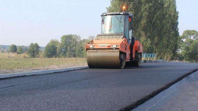 На Львівщині визначили дороги для ремонту в 2018 році коштом обласного бюджету