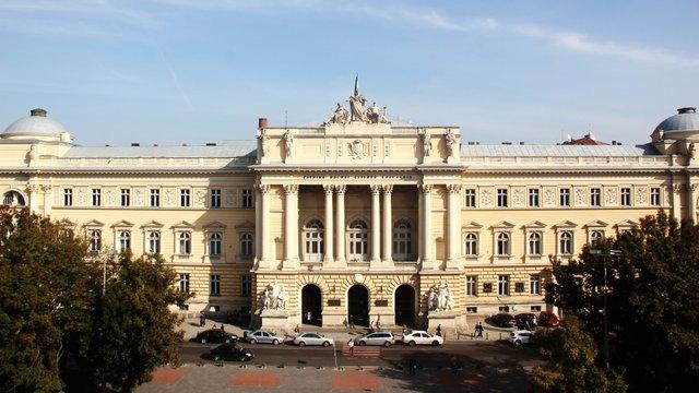Найбільші львівські університети зупинили навчання через газову кризу