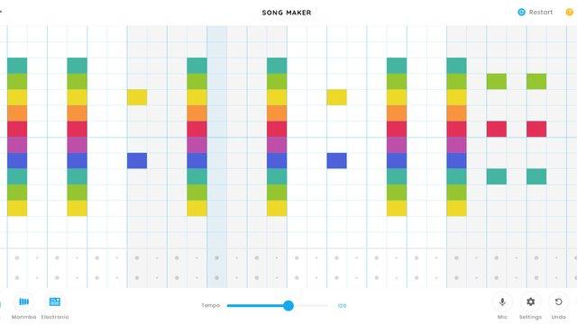 Компанія Google створила сервіс для створення музики в браузері
