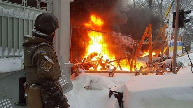 Під час сутичок під Верховною Радою постраждали семеро поліцейських, – МВС