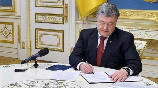 Петро Порошенко затвердив таємні положення про Сили спецоперацій ЗСУ