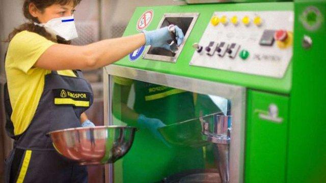 Німецька компанія «Клінгспор» планує перемістити частину виробництва з Франції в Україну