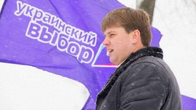 На підозрюваного в сепаратизмі соратника Медведчука завели ще одну справу