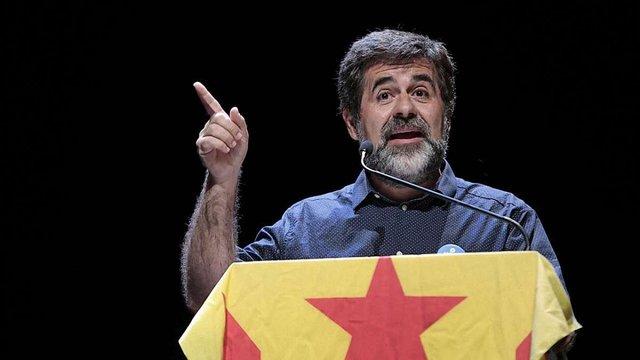 На посаду голови Каталонії висунули заарештованого сепаратиста Жорді Санчеса