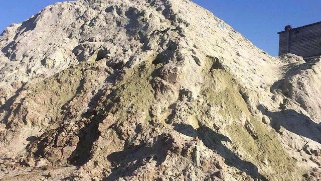 У Львові постачальника неякісної піскосуміші посадили під домашній арешт