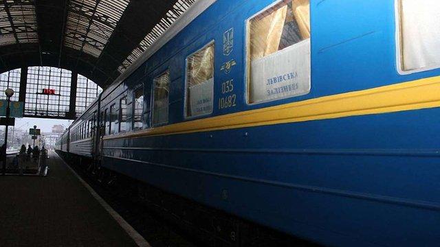 На березневі вихідні «Львівська залізниця» призначила 12 додаткових потягів