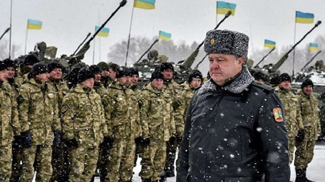 Початок операції Об'єднаних сил на Донбасі визначить президент, – Генштаб ЗСУ