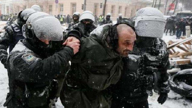 Народний депутат Найєм заявив, що суд не дозволяв знесення наметів під ВРУ