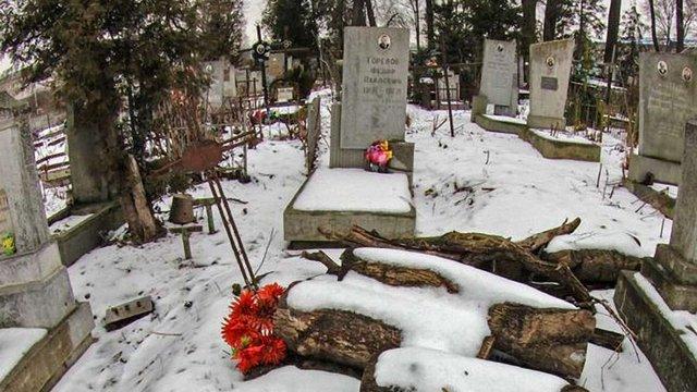 У Городку поліція затримала вандалів, які в пошуках брухту нищили цвинтарні пам'ятники