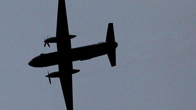 В Сирії внаслідок падіння транспортного літака загинули 39 російських військових