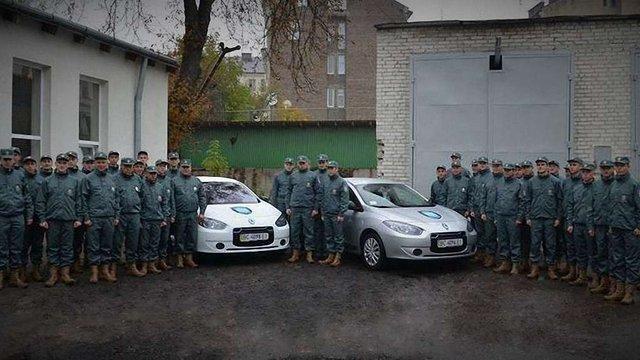 Львівських «муніципалів» навчатимуть в університеті внутрішніх справ