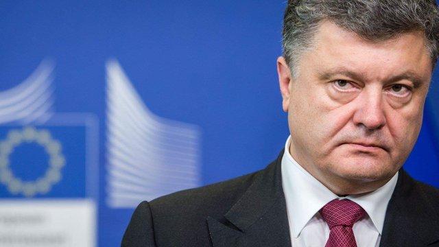 Порошенко зробив різку заяву у відповідь на критику МВФ українських законів