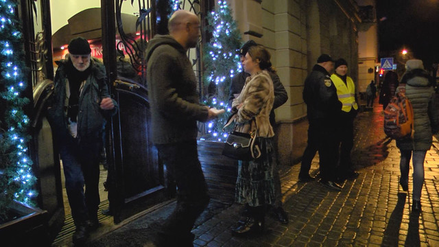 Попри погрози львівські активісти не прийшли блокувати творчий вечір Гордона