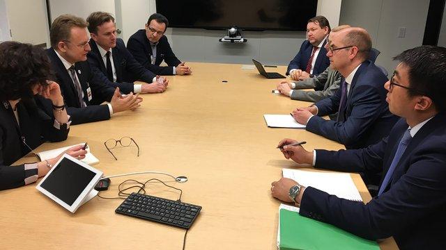 Садовий підтримав вимогу МВФ про незалежність суддів Антикорупційного суду