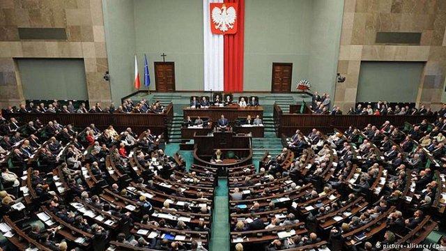 Сейм Польщі ухвалив закон про День пам'яті поляків, які рятували євреїв