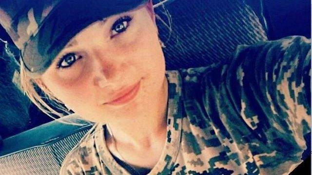 Медсестру, яка загинула в зоні АТО, посмертно нагородили орденом «За мужність»