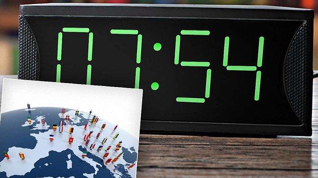 У 25-ти країнах Європи електронні годинники сповільнилися на 6 хвилин
