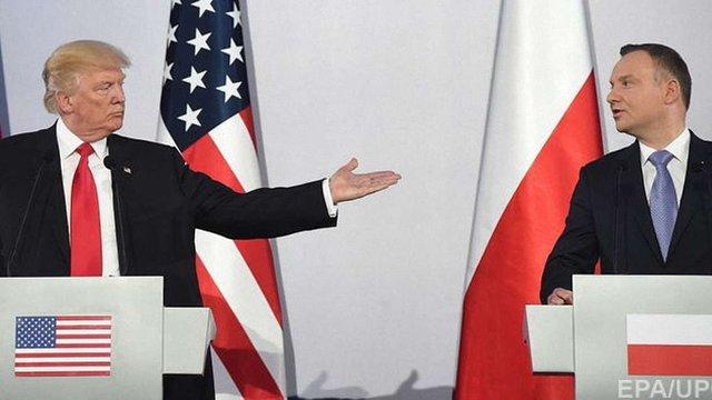ЗМІ отримали підтвердження відмови США від контактів на вищому рівні з Польщею