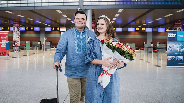 Пара львів'ян, які скористалися послугою «Шлюб за добу», виграла квитки у Стамбул