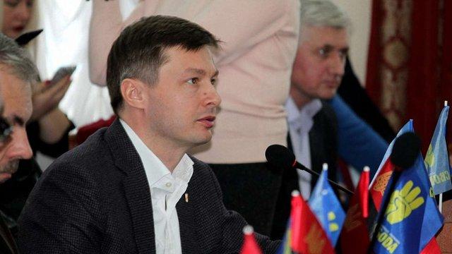 Житомирська облрада проголосувала за використання прапора ОУН на території області