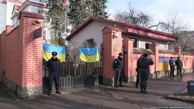 Націоналісти анонсували блокування російських виборів в Україні