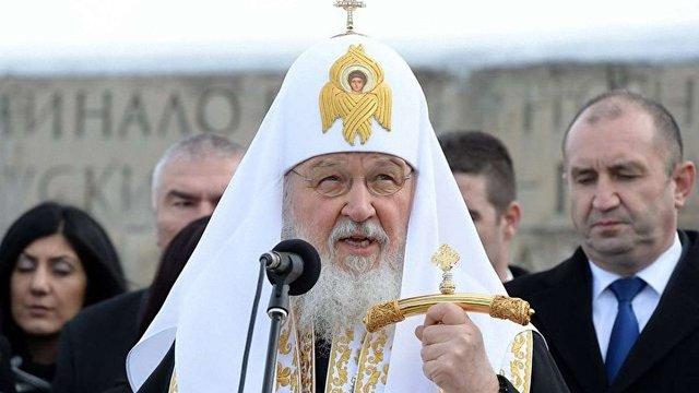 Віце-прем'єр Болгарії назвав патріарха Кирила «радянським КДБістом»