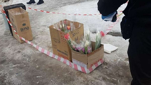 У Кропивницькому 8 березня злочинці намагалися викрасти ящик квітів і застрелити продавця