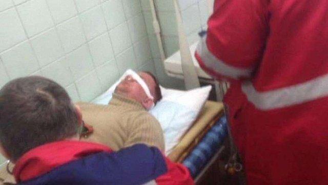 В Києві жорстоко побили народного депутата-«свободівця» Юрія Левченка