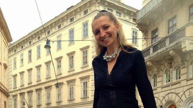 Львівська дизайнерка презентувала у Відні свою колекцію одягу