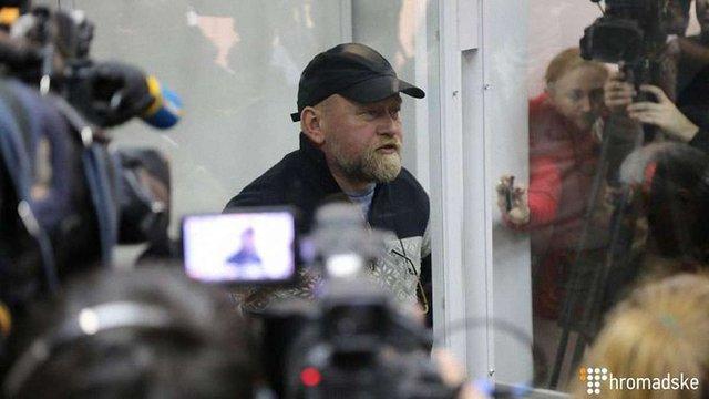 Бойовики не приховували свого дружнього ставлення до Рубана, - Геращенко