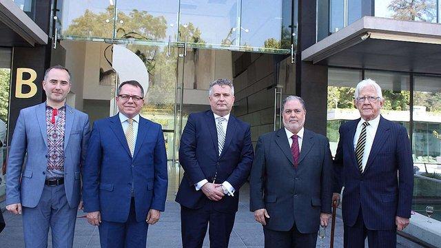 Україна відкрила своє перше дипломатичне представництво в Чилі
