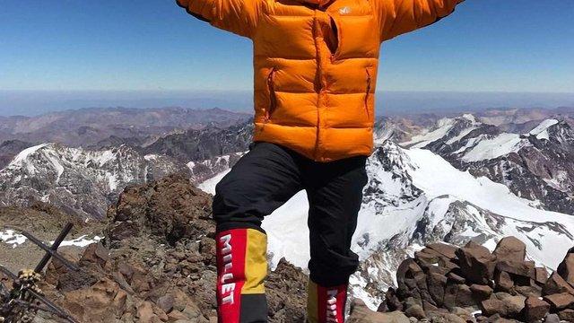Цьогоріч львів'янин вперше здійснить сходження на Еверест