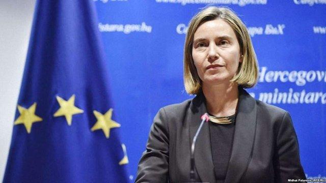 Євросоюз не втомився від України, – Могеріні
