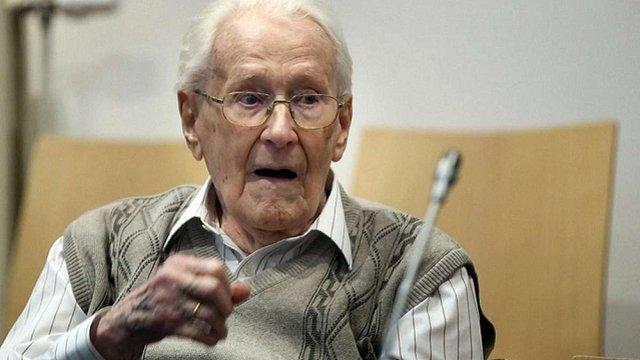 Колишній бухгалтер концтабору Аушвіц помер в лікарні у 96-річному віці