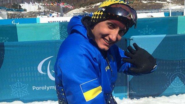 Тернополянин Тарас Радь здобув для України четверте «золото» Паралімпіади
