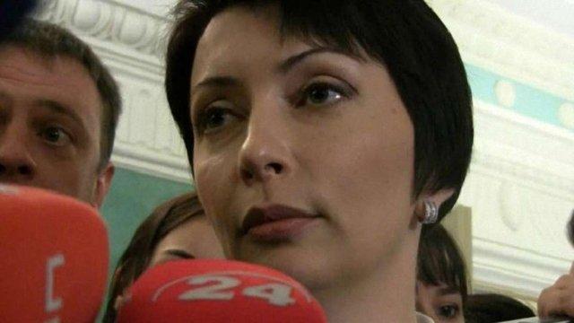 ГПУ забракло доказів для обвинувачення екс-міністерки юстиції Олени Лукаш