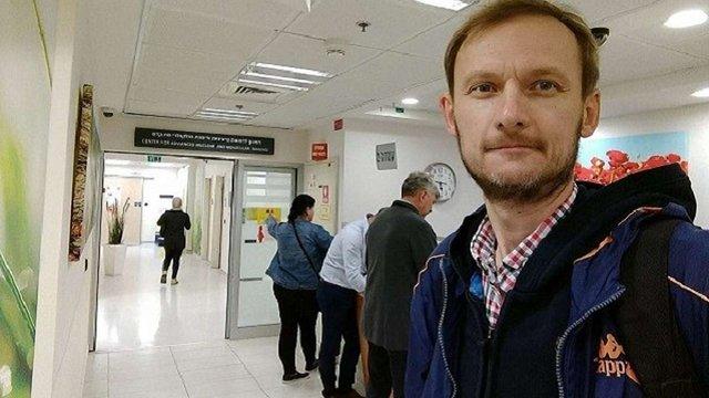 Пішов з життя відомий тележурналіст Олесь Терещенко