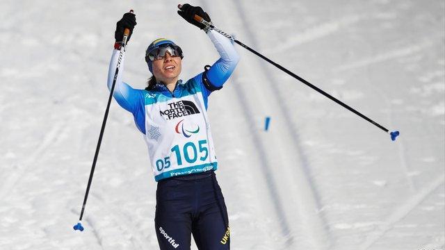 Паралімпійка Оксана Шишкова здобула для української збірної ще одну медаль