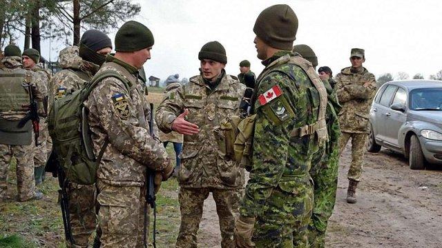 У Львові відбудеться церемонія ротації канадських військових