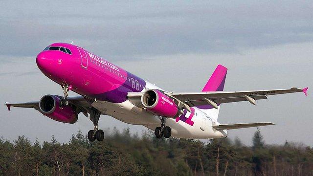 Wizz Air відкриє чотири нові рейси зі Львова