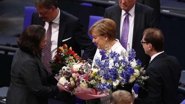 Анґела Меркель учетверте стала канцлером Німеччини