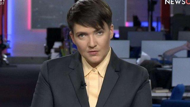 Надію Савченко виключили з комітету нацбезпеки Верховної Ради
