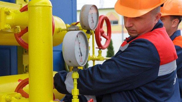 «Газпром» вперше від початку року збільшив тиск на вході до української ГТС