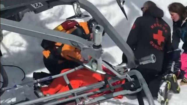 У Грузії під час аварії на гірськолижному курорті постраждали двоє українців