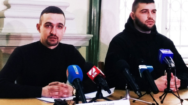 «Національні дружини» збираються патрулювати Меморіал орлят у Львові