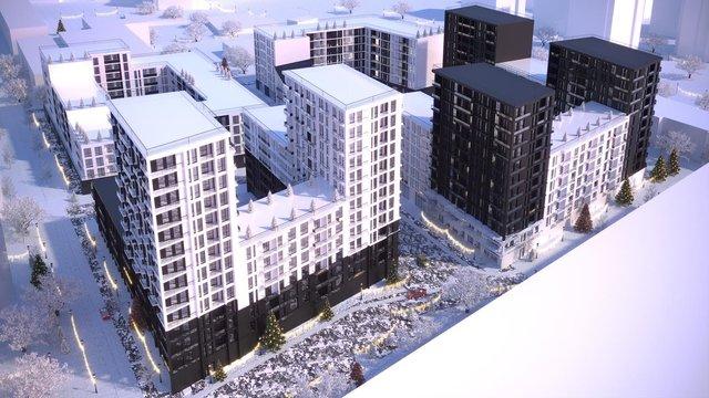 Біля Янівського кладовища збудують комплекс багатоповерхівок з торговим центром